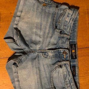 Girls Jean Shorts size 12
